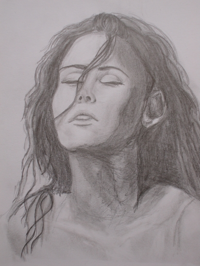Megan Fox by svenni